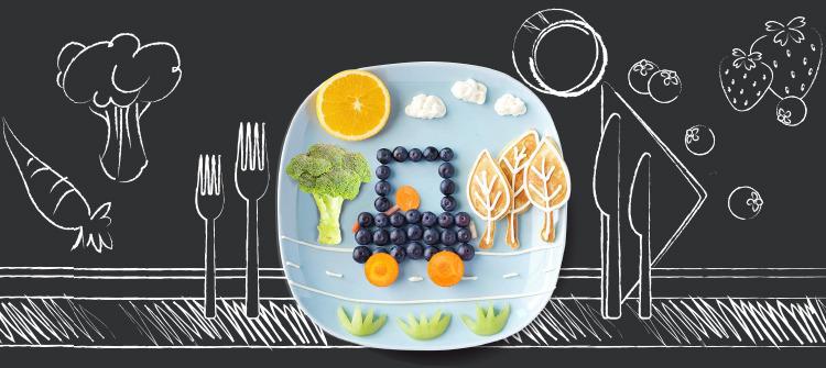Prodigi Educational- Quando il cibo prende forma
